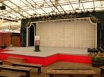 『ワールドバザール』ステージ