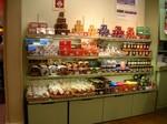 アミュプラザ長崎『ハウステンボス』売店 お菓子コーナー1