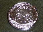 コムタチンメダル(表)