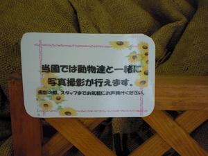 『ZOO』(5)店内プレート1.JPG